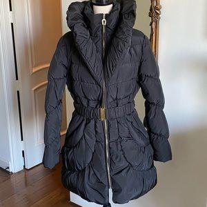 Betsy Johnson puffer coat